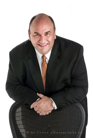 CEO Portrait - Studio Photography