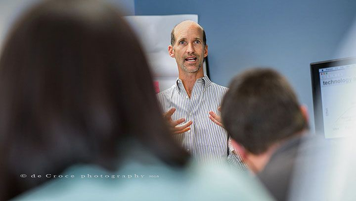 Corporate Motivational Meeting