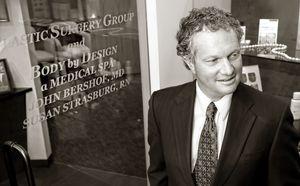 Doctor John Bershof - Denver Executive Portrait