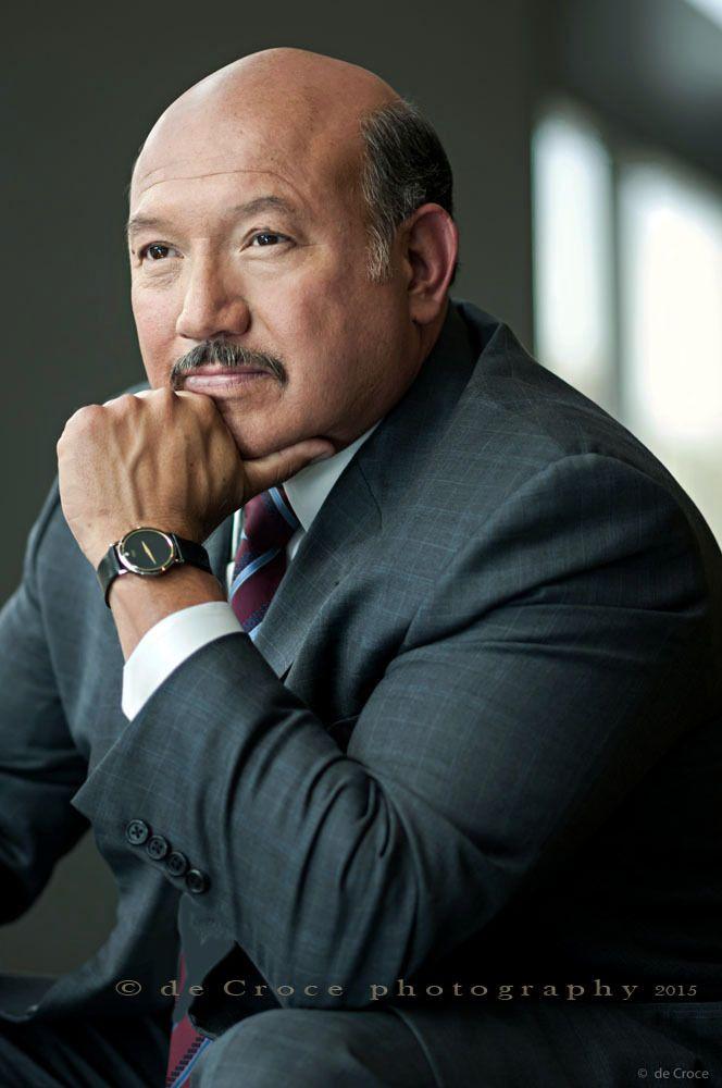 Hispanic Business Portrait