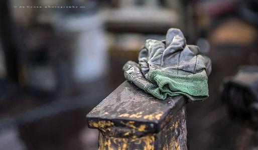 Roughneck Gloves - Detail