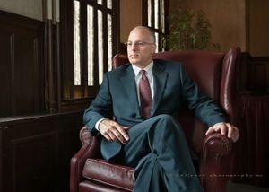 Classic Executive Portrait - Denver