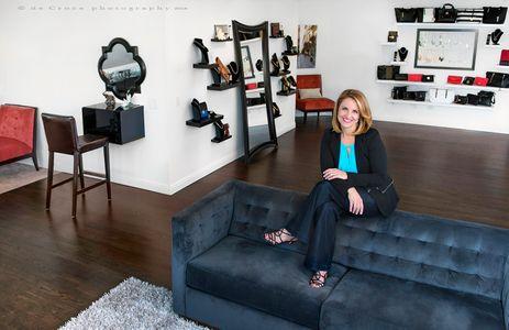 Woman Entrepreneur Portrait Photography