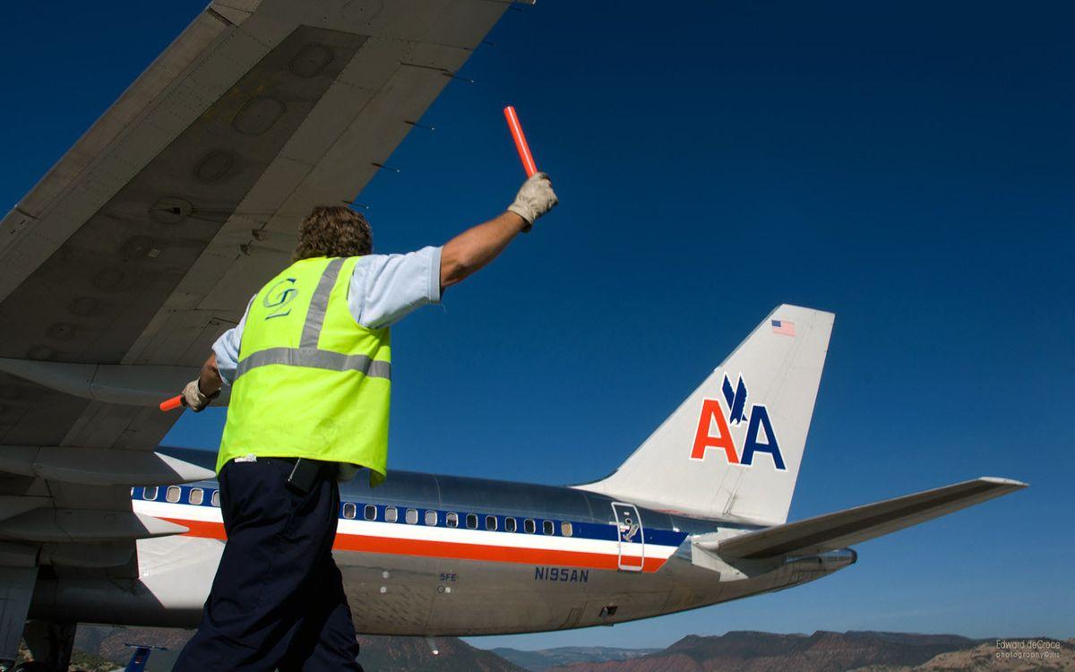 Advertising Colorado Jet Airport
