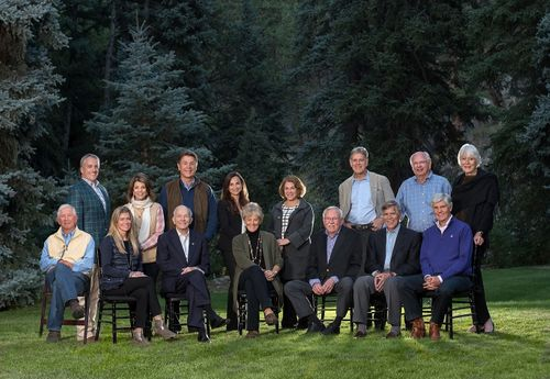 Gates Center Board Group