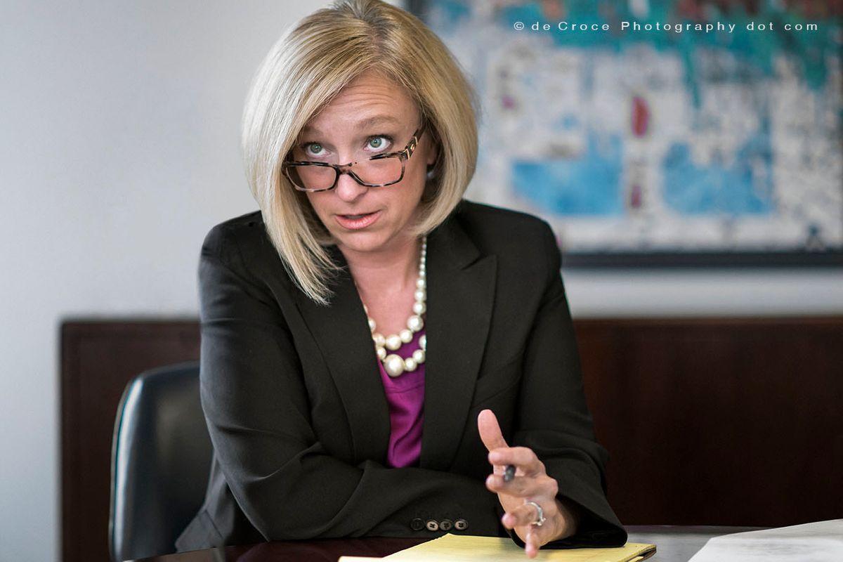 Attorney Editorial Denver Photography