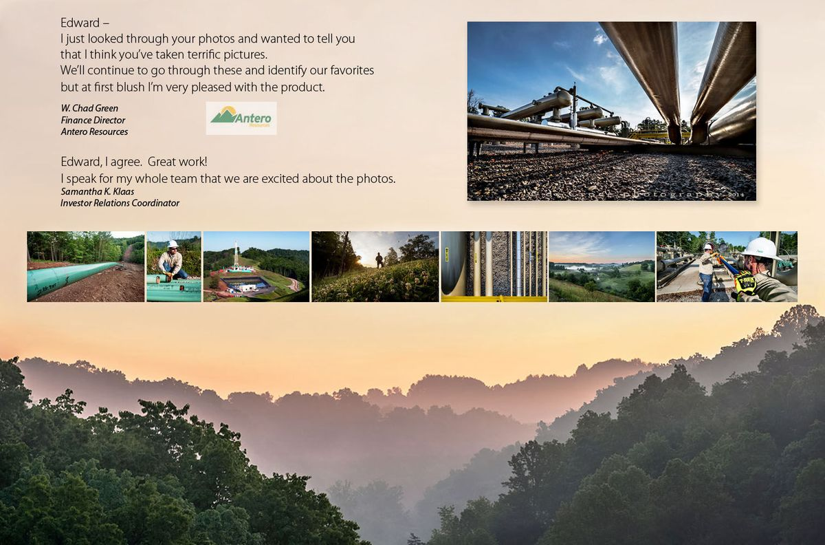 Energy Photographers Review
