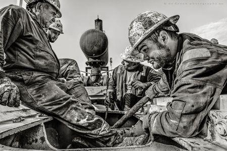 Roughnecks Repairing
