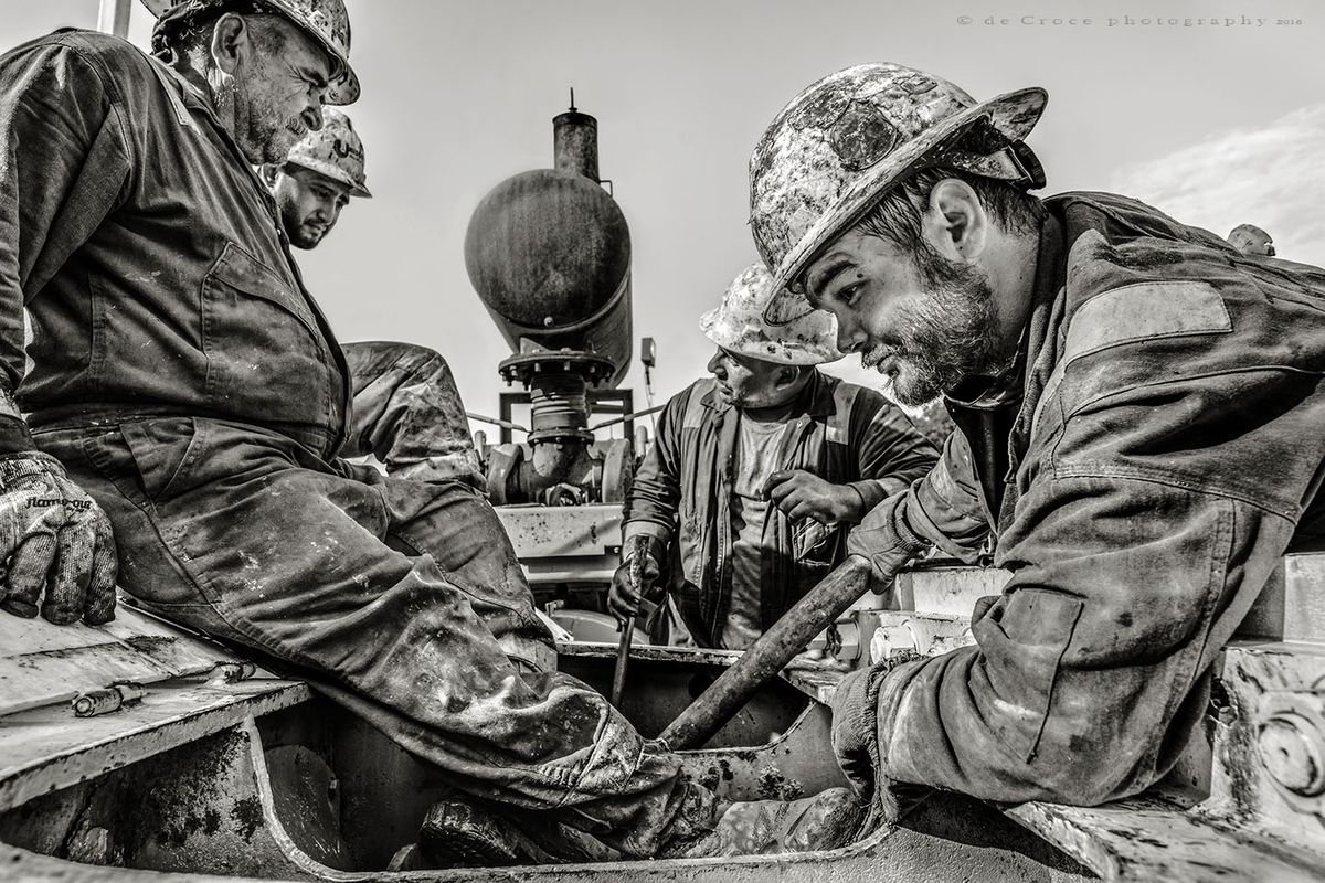 Roughnecks Repairing