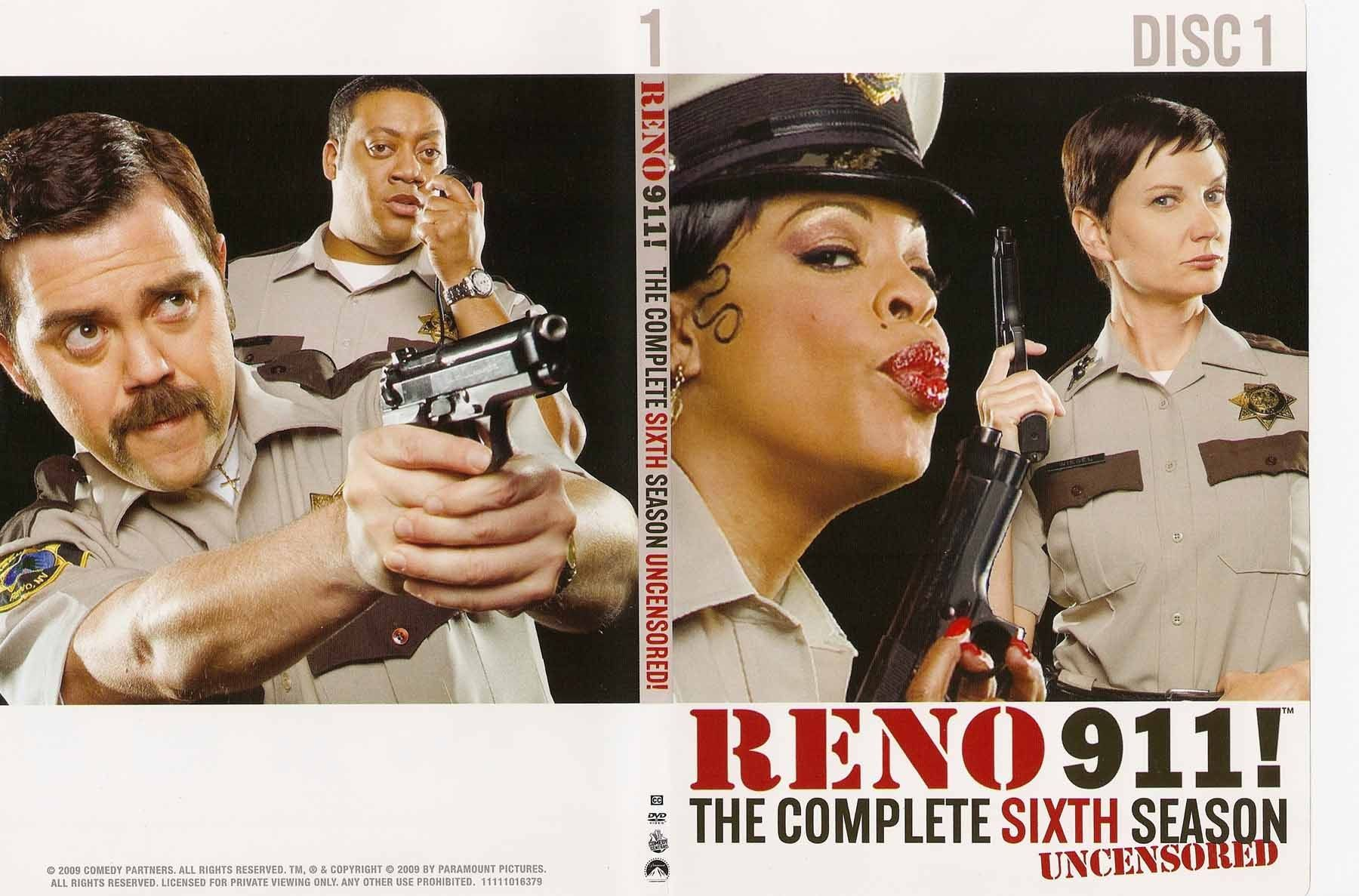 Reno 911! - Season 6 DVD