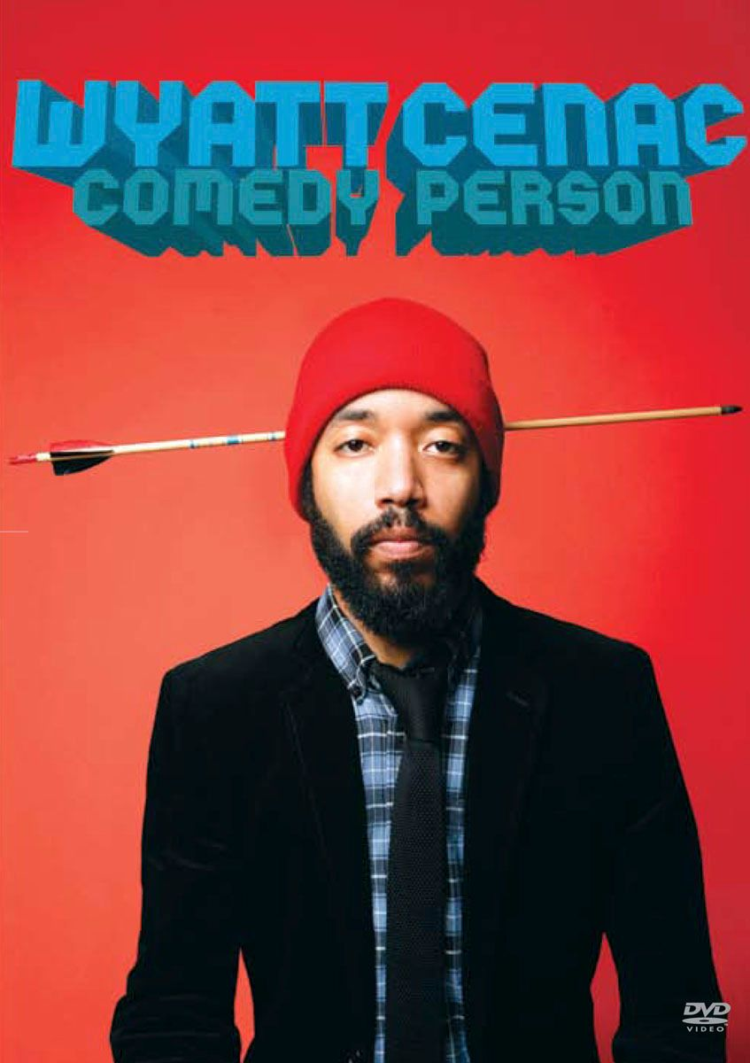 Wyatt Cenac - Comedy Person DVD
