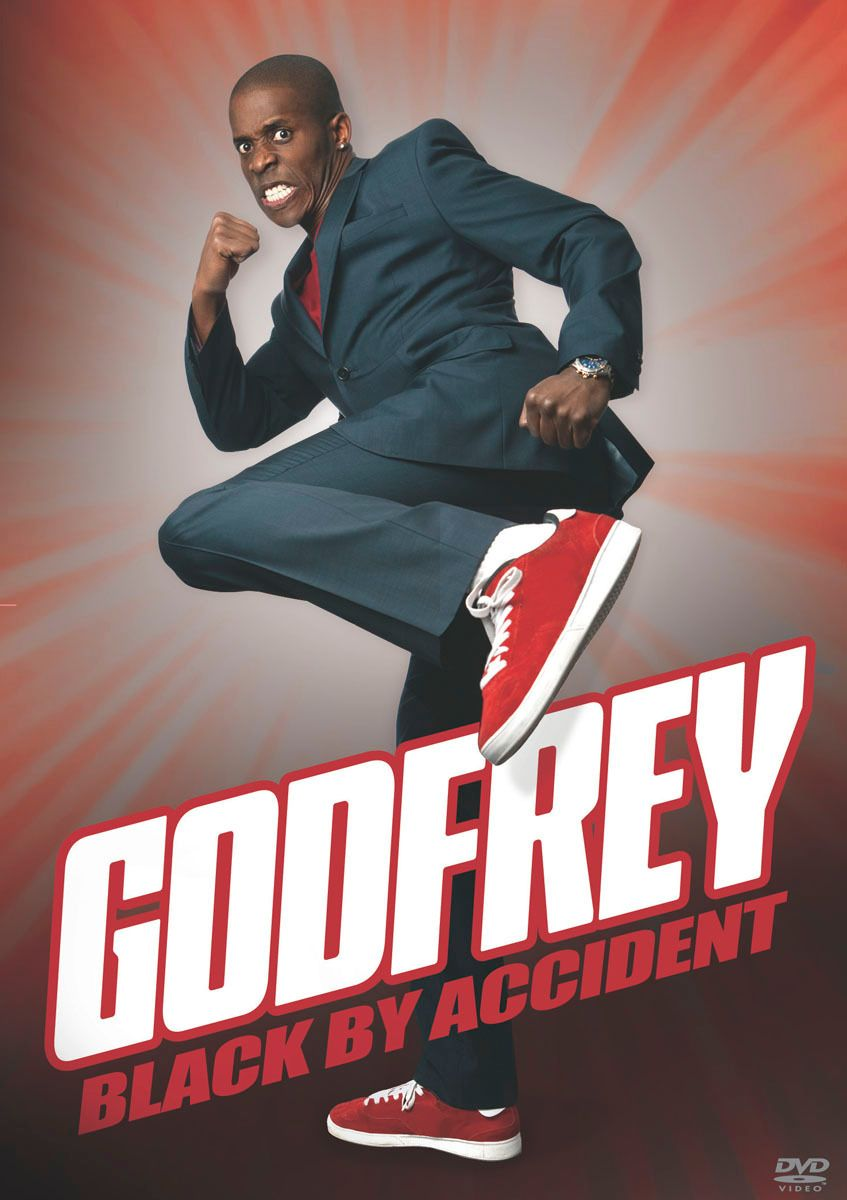 Godfrey - Black By Accident DVD
