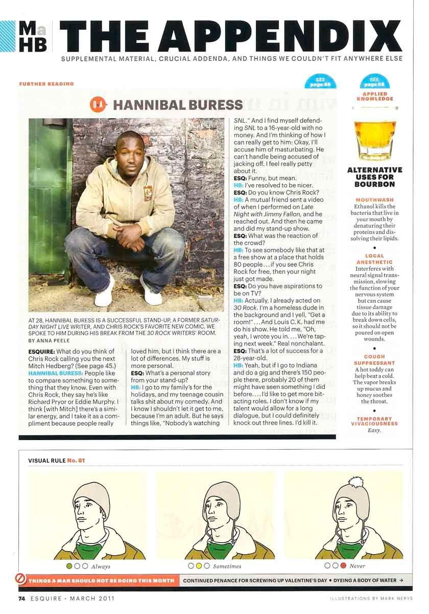 Esquire - March 2011
