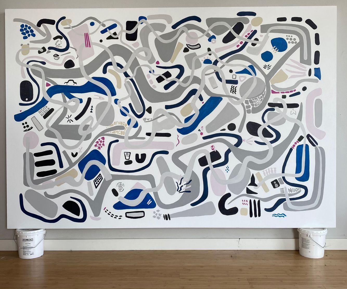 """Untitled"", Commission"