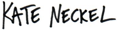 Kate Neckel