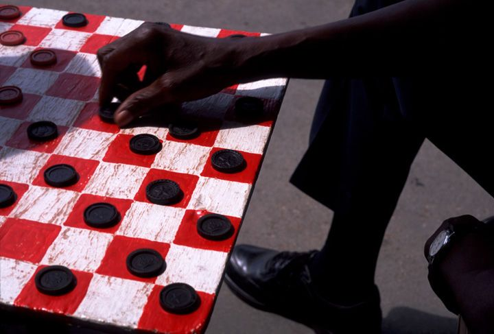 Checkers, Brown's Freeway Service Station,  Martin Luther King, Jr. Drive, Jackson, Mississippi