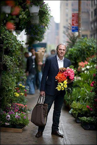 Dejuan Stroud, Flower District, NYC