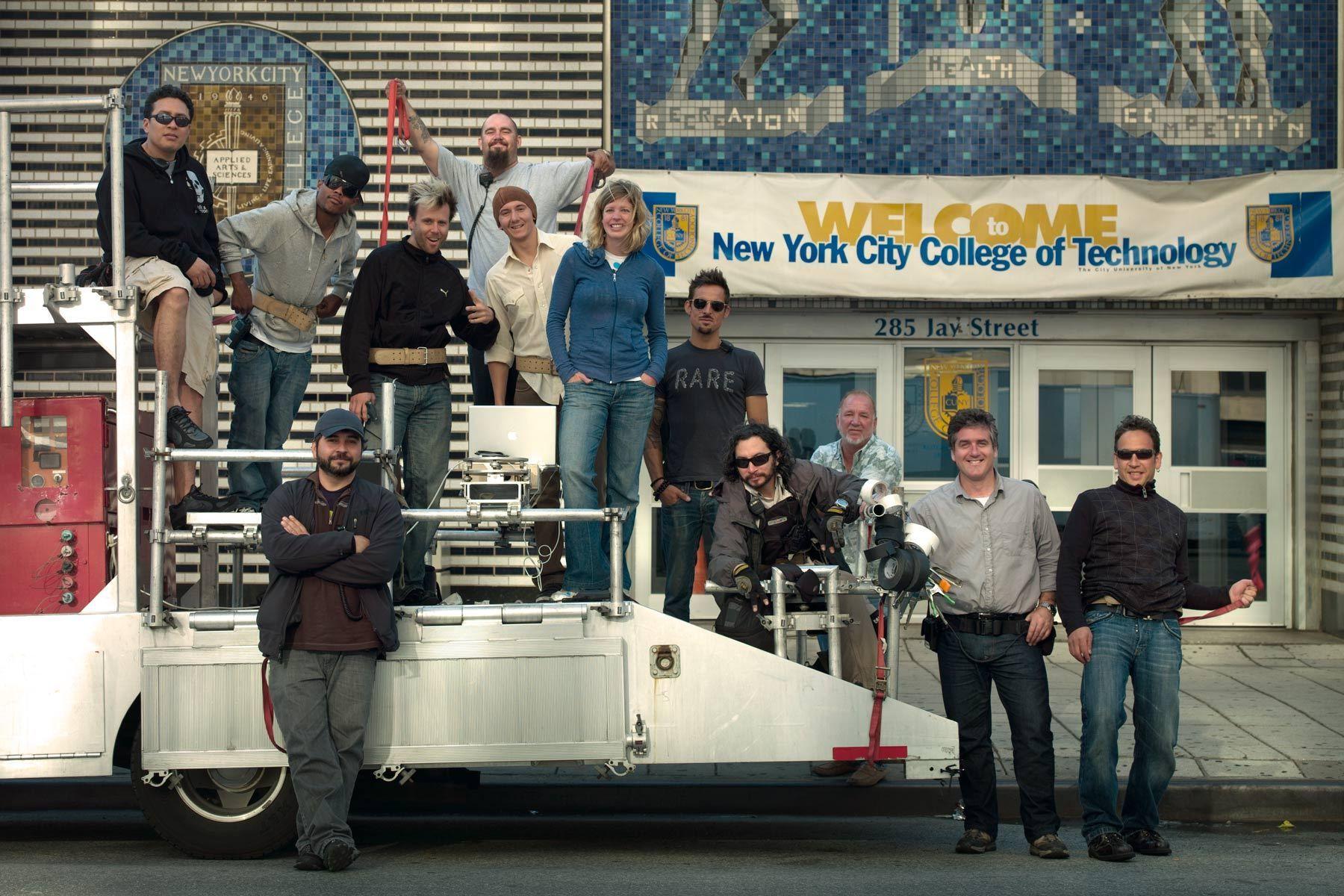 Team VW/Smithson/Crispin Porter Bugusky.