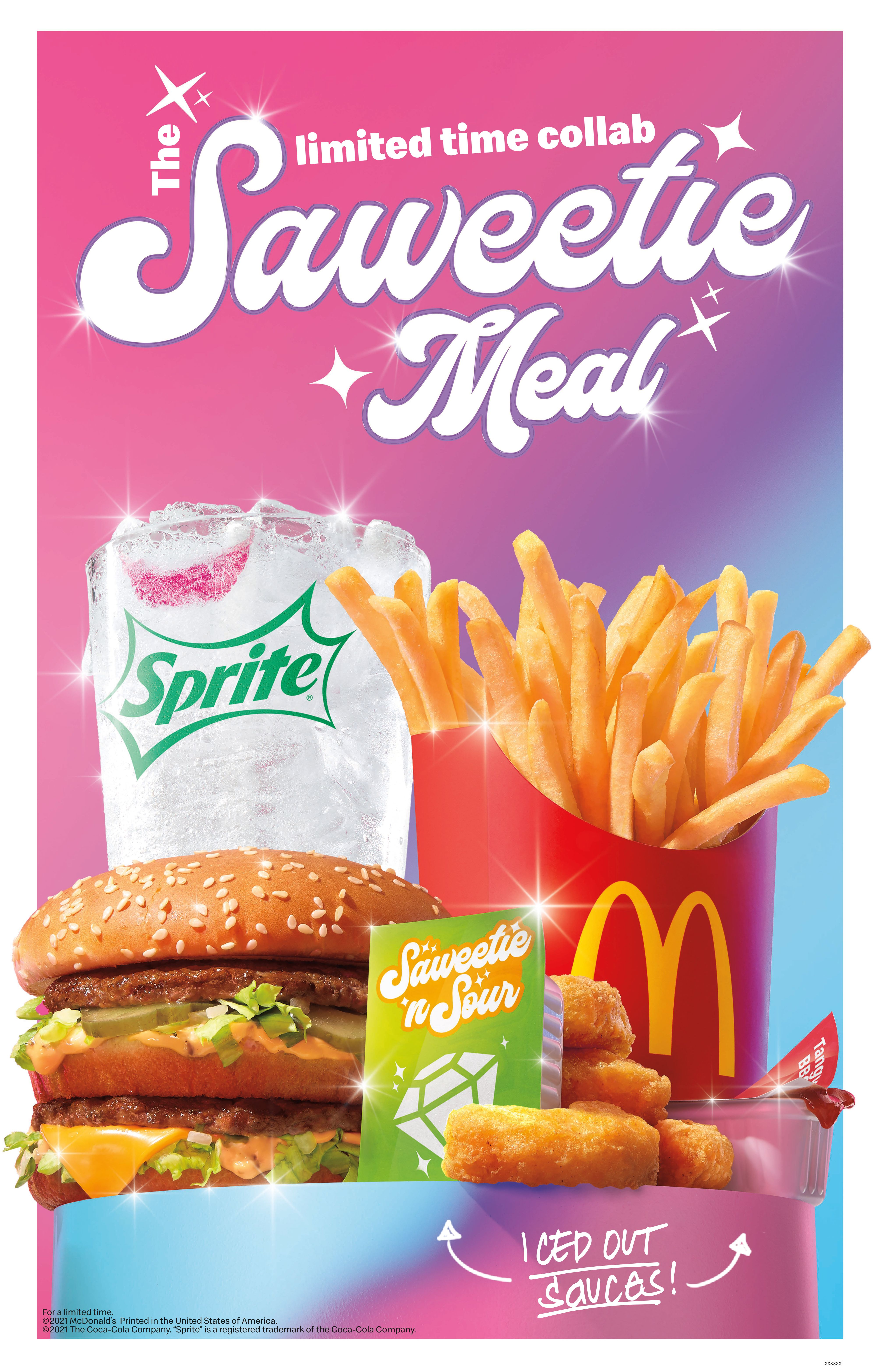 """""""Sweetie Meal"""" McDonald's Campaign"""
