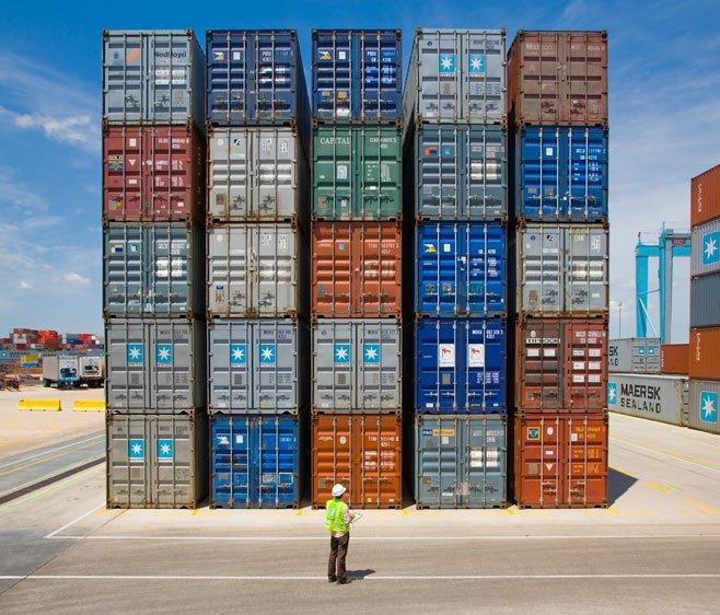 Port of Houston for Maersk