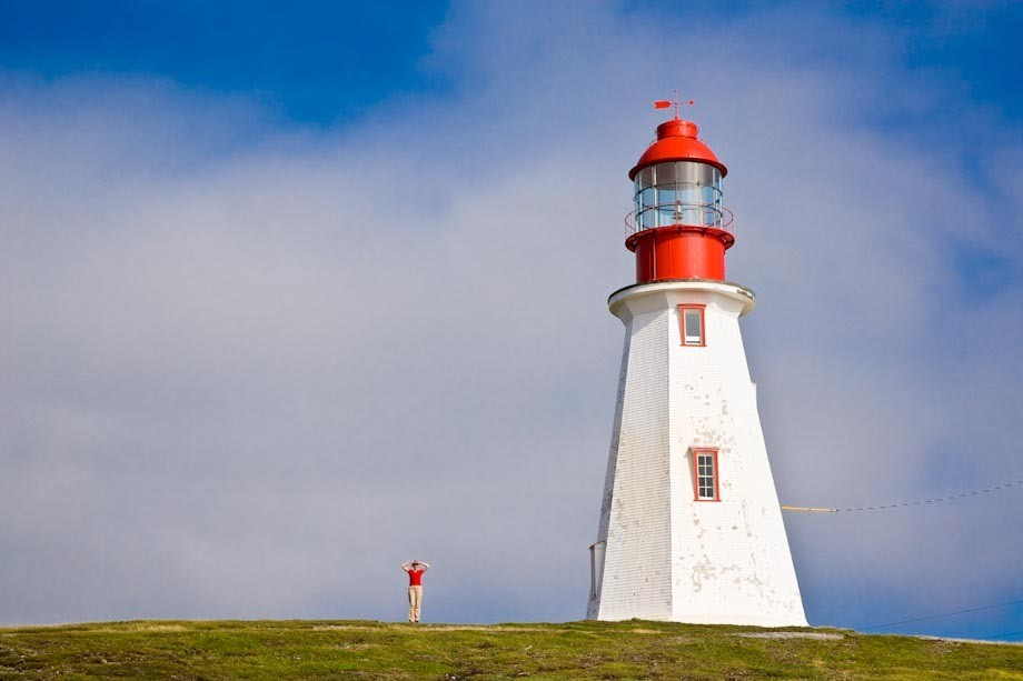 Point Riche Light, Newfoundland