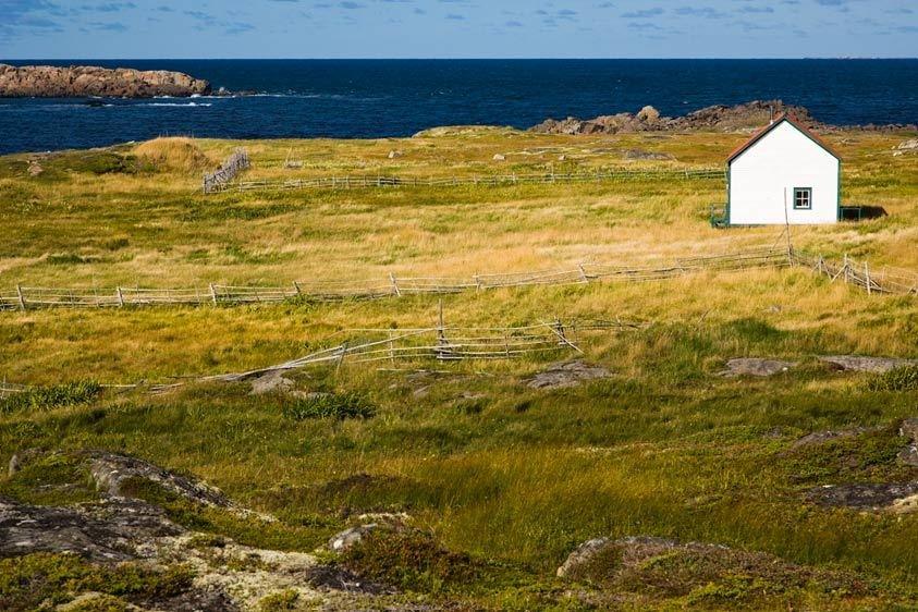 Fogo Island, Newfoundland Canada.