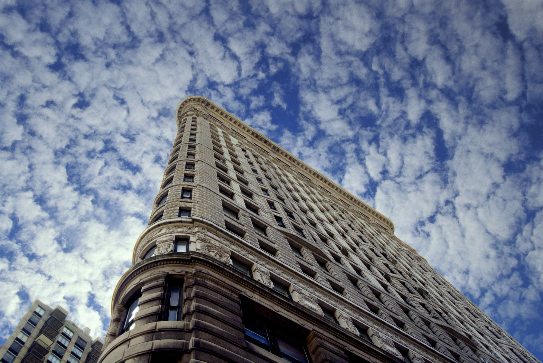 Flatiron Building - New York City