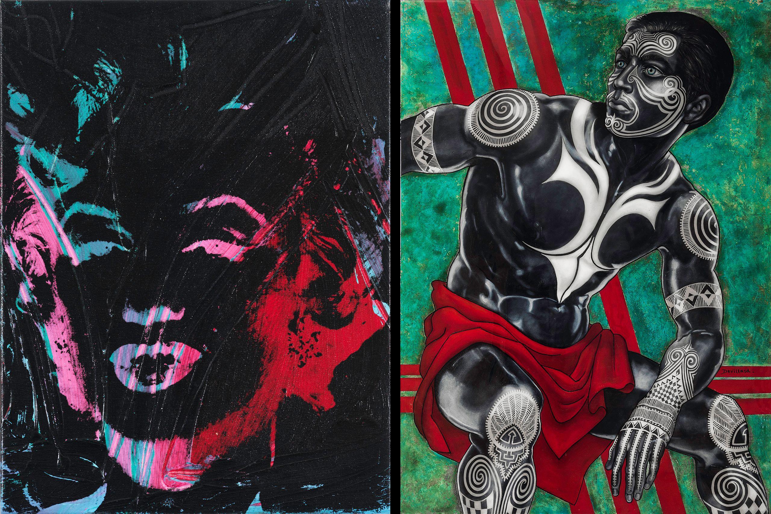 Andy Warhol // Patrice Devillard