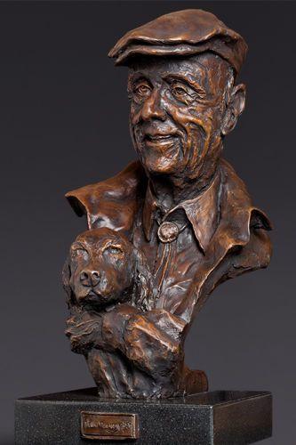 Felix Harvey at 90- commission.