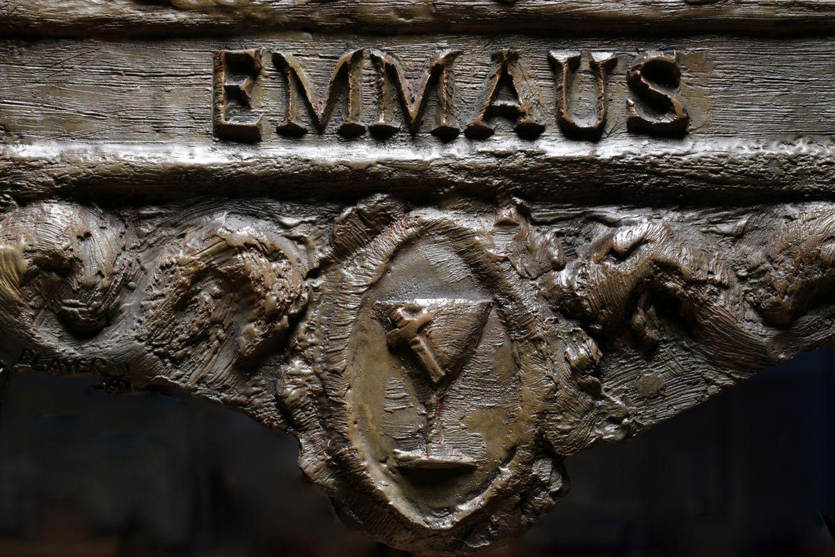 Detail of Emmaus
