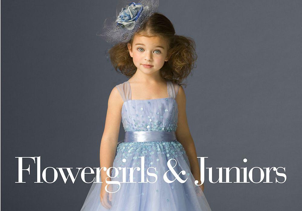 Flowergirls and Juniors Catalog