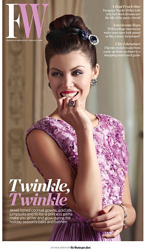 Fashion Washington Cover