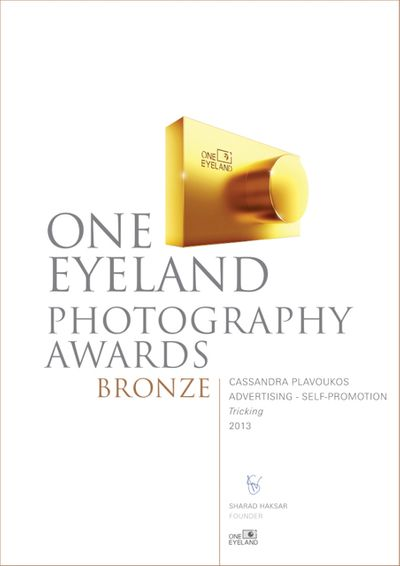 One Eyeland Photography Awards Bronze