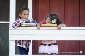 Back To School With The Jitterbugs 2013 by Cassandra Plavoukos
