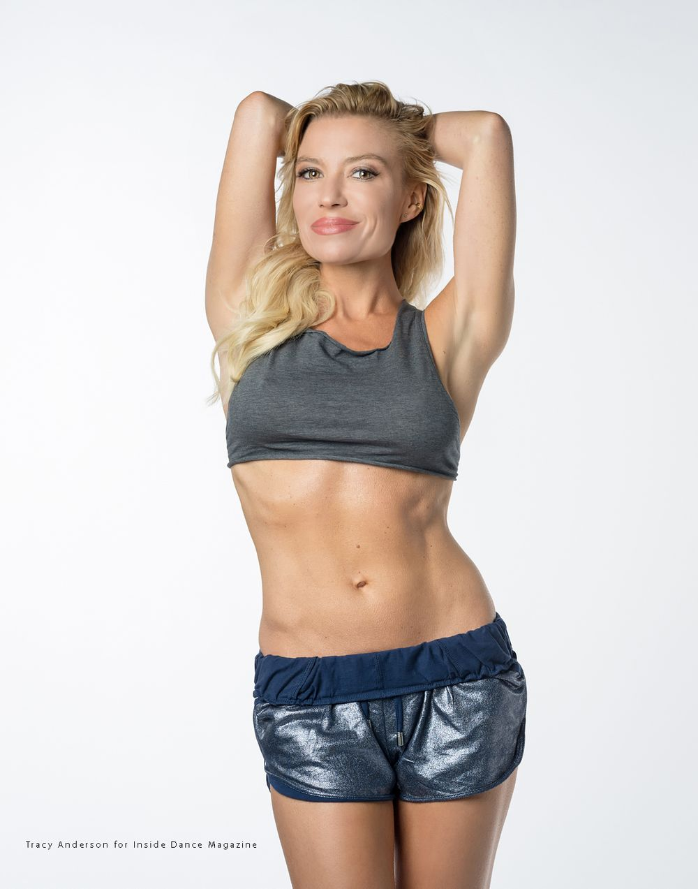 Tracy Anderson For Inside Dance Magazine