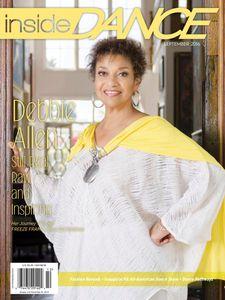 Debbie Allen by Cassandra Plavoukos for Inside Dance Magazine