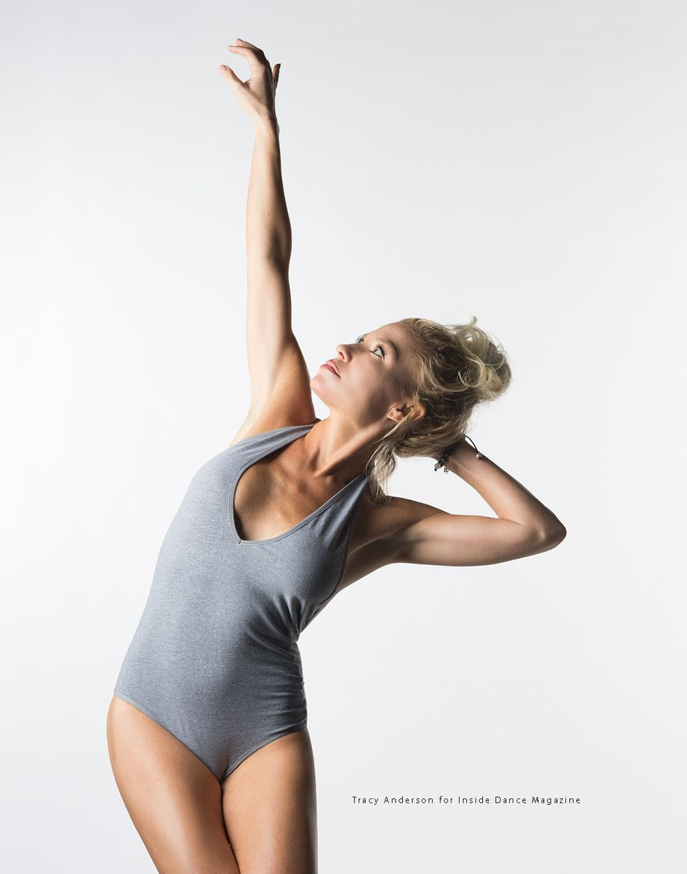 Tracy Anderson by Cassandra Plavoukos