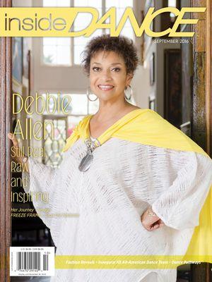 Debbie Allen by Cassandra Plavoukos