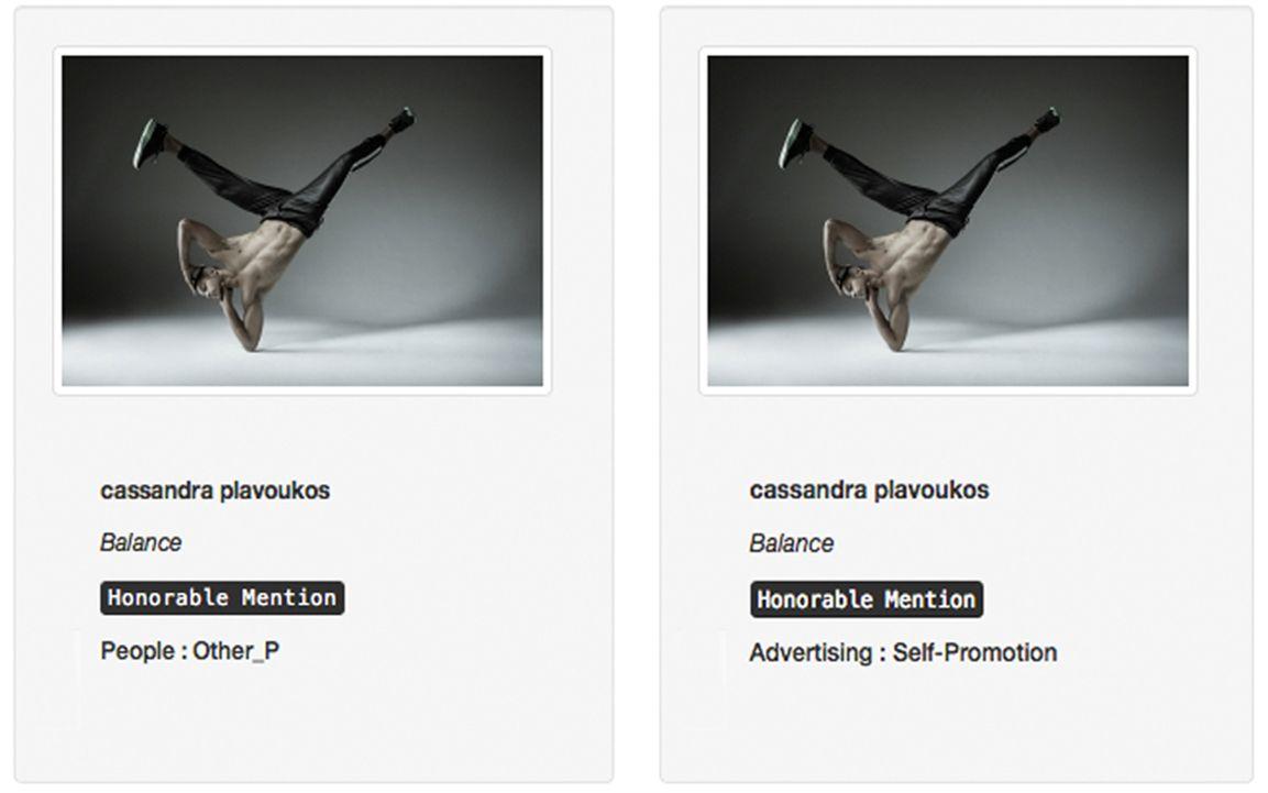 Balance by Cassandra Plavoukos
