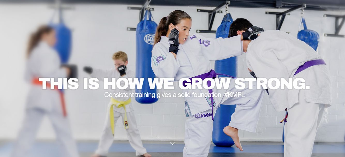 REKM THIS IS HOW WE GROW STRONG by Cassandra Plavoukos