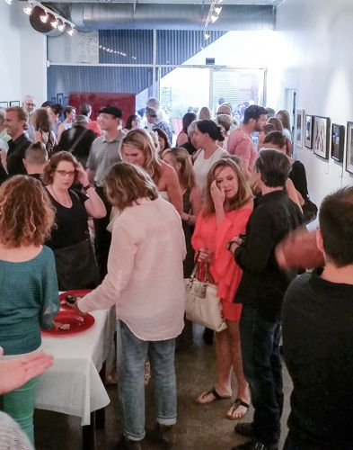 Los Angeles Center Of Photography's Second Annual Members' Exhibition