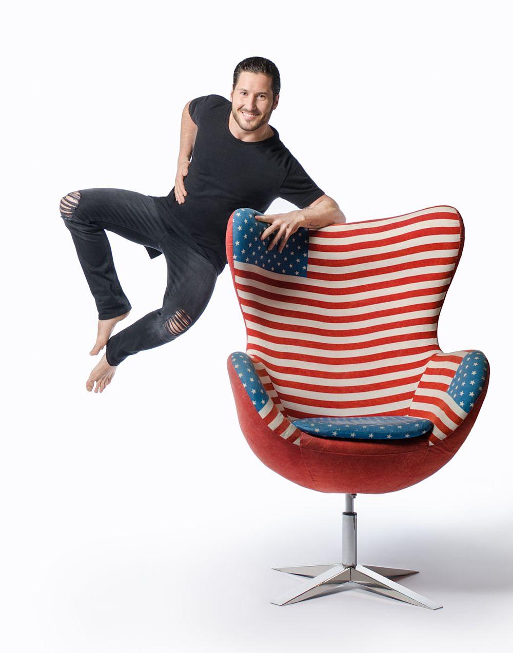 Valentin Chmerkovskiy For Inside Dance Magazing