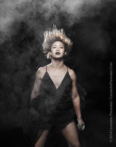 Melanie Mah by Cassandra Plavoukos