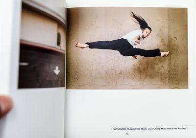Master Davis Chong by Cassandra Plavoukos