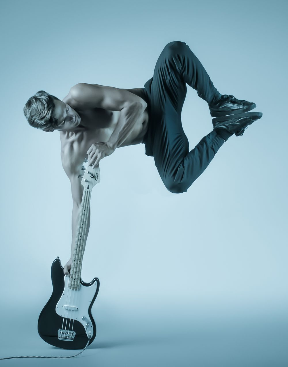 "Jake Mager by Cassandra Plavoukos ""Music + Dance = Love II"""