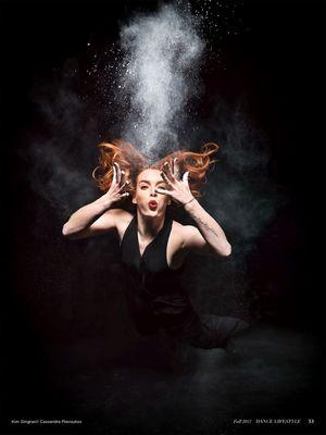 Kim Gingras by Cassandra Plavoukos