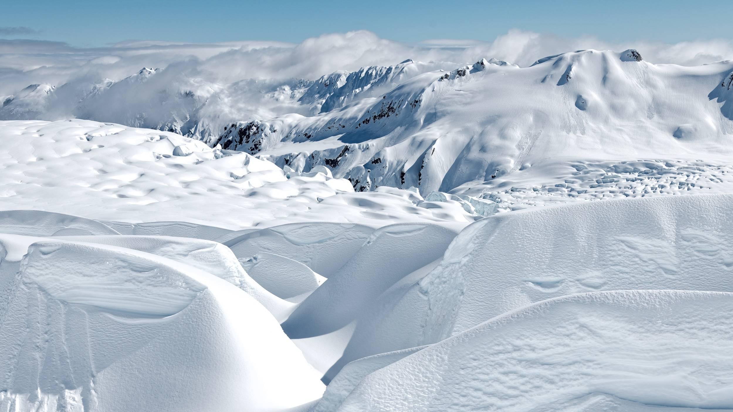 Hiking Fox Glaciar