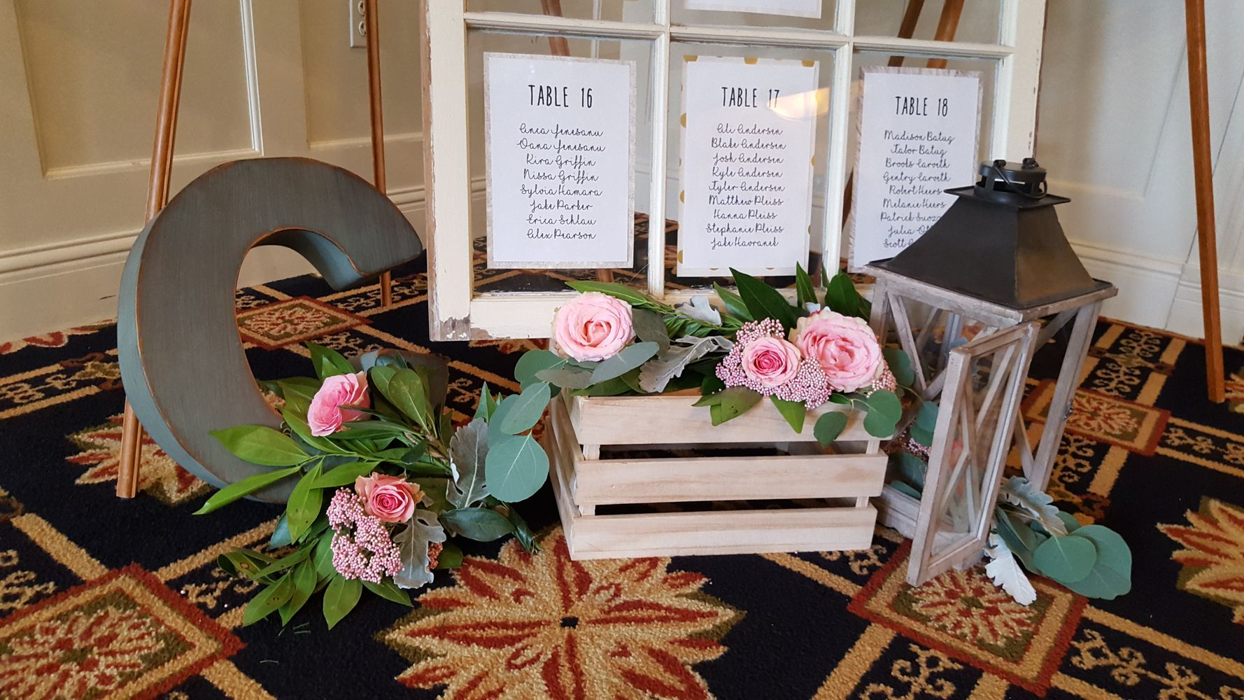 Oakhurst Guest Seating Decor