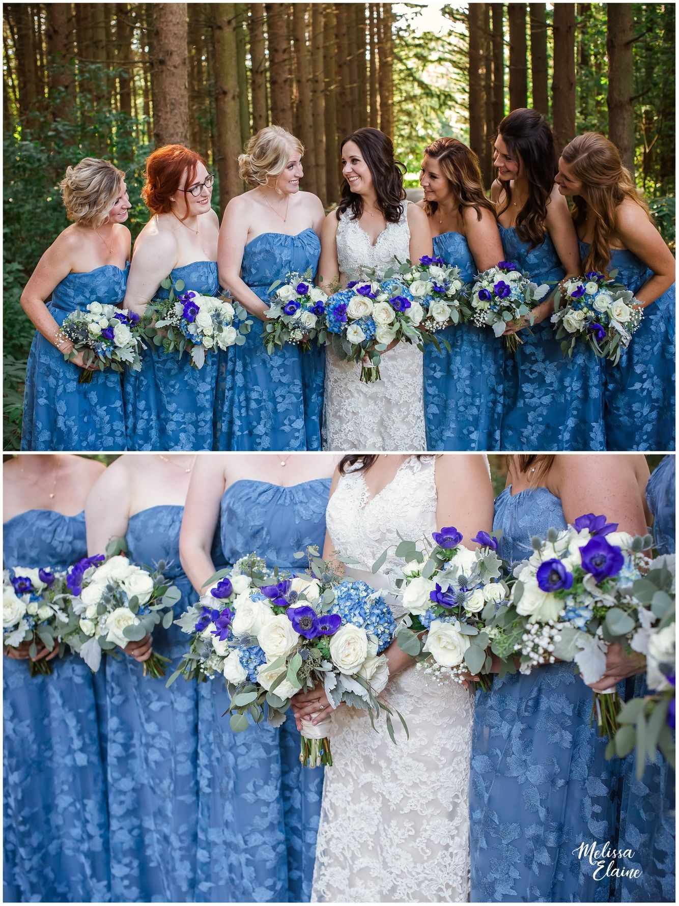 Bridal Party, Shepherd's Hollow