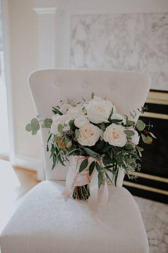 Bridal Bouquet, Ellis Barn
